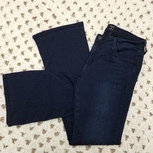Stitch Fix Just Black Bootcut Dark Wash